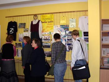 igauņu viesi skolā
